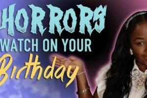 Video: Real Queen of Horror – 4 Horrors To Watch on Your Birthday – Daily Dead
