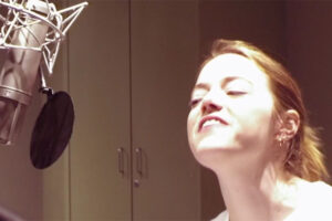 Watch Emma Stone Have A Great Time Recording Croods 2 Dialogue