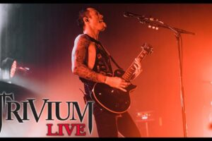 Watch TRIVIUM's 2017 Show, The First-Ever Metal Show Streamed on Twitch