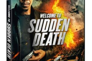 WELCOME TO SUDDEN DEATH: Michael Jae White Action Flick on UK DVD February 22nd
