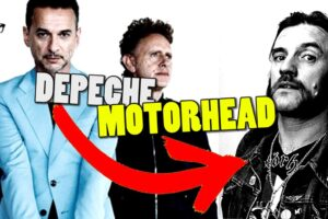 """What if MOTÖRHEAD Wrote """"Personal Jesus"""" by DEPECHE MODE?"""