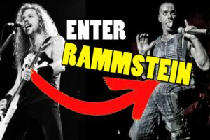 "What if RAMMSTEIN Wrote METALLICA's ""Enter Sandman""?"
