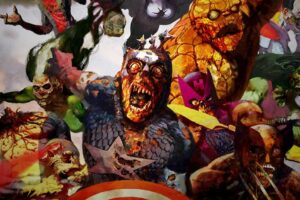 Who Else Is Ready for a Horror Video Game from the Marvel Universe?