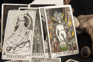 Winslow Dumaine's New Edition of 'The Tarot Restless' Ready for Production