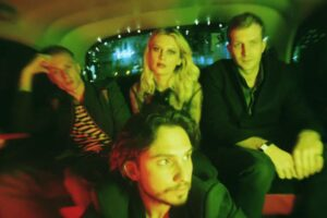 Wolf Alice announce highly-anticipated third album Blue Weekend