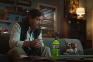 Zach Galligan Reunites With Gizmo for New 'Gremlins' Commercial from Mountain Dew! [Video]