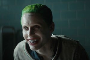 Zack Snyder Offers First Glimpse At Jared Leto's Joker In The Snyder Cut