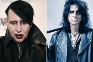 """ALICE COOPER on MARILYN MANSON Allegations: """"I Never Noticed That Streak In Him"""""""