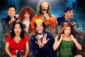 Analyzing the Hit-and-Miss Parody of 'Scary Movie 2' [Horror Queers Podcast]
