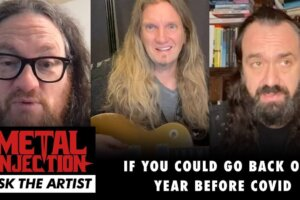ASK THE ARTIST: If You Could Go Back One Year Before The Pandemic
