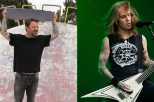 Bam Margera Pays Tribute to Children of Bodom's Alexi Laiho, Two and a Half Months Late | MetalSucks