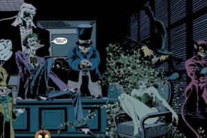 """Animated Movie 'Batman: The Long Halloween Part Two' Rated """"R"""" for """"Violence and Bloody Images"""""""