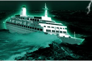 """BBC Headed Out to Sea for Upcoming Horror-Comedy Series """"Wrecked""""; Brutal Kills Promised!"""