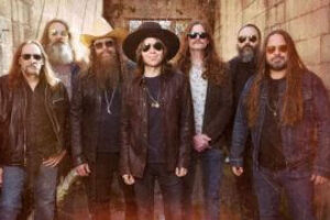 Blackberry Smoke conjure up the ghost of Little Feat on new Hey Delilah single