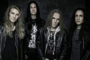 """BODOM AFTER MIDNIGHT (Ex-CHILDREN OF BODOM) Streams Debut Single """"Paint The Sky With Blood"""""""