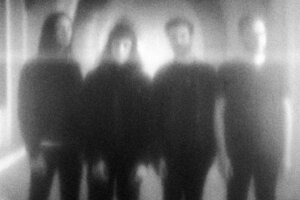 Bruit ≤ release haunting new live video for The Machine Is Burning