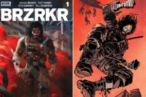 BRZRKR: Keanu Reeves to Star in Adaptation of His Comic at Netflix