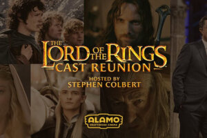 "'Coming Soon: Alamo Drafthouse Launches ""Support Local Cinemas"" Series with LOTR Reunion'"