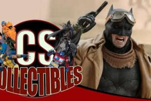 'Coming Soon: CS Collectibles: Knightmare Batman, Cyborg, The Flash & More!'
