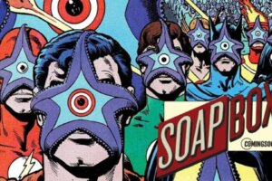 'Coming Soon: CS Soapbox: Who is Starro and What's He Doing in The Suicide Squad?'
