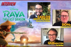 'Coming Soon: CS Video: Raya and the Last Dragon Filmmakers on Disney's New Animated Adventure'