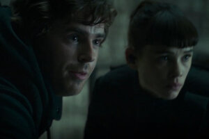 'Coming Soon: Exclusive The Vault Clip Starring Freddie Highmore in the Action Thriller'
