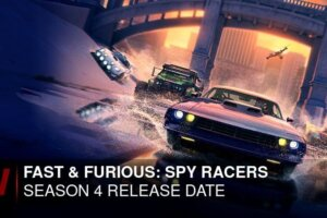 'Coming Soon: Fast & Furious: Spy Racers Mexico Fuel Up in Season 4 Trailer & Poster'