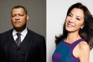 'Coming Soon: Fishburne & Yeoh Join Netflix's The School for Good and Evil Film'