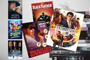 'Coming Soon: March 9 Blu-ray, Digital and DVD Releases'