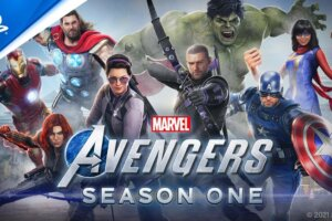 'Coming Soon: Marvel's Avengers' 2021 DLC Schedule & Next-Gen Footage Revealed!'