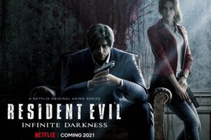 'Coming Soon: Netflix's Resident Evil: Infinite Darkness Synopsis & Voice Cast Revealed!'