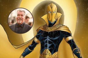 'Coming Soon: Pierce Brosnan Joins Dwayne Johnson's Black Adam as Doctor Fate'