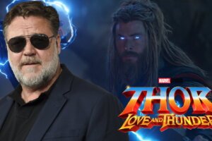 'Coming Soon: Russell Crowe to Appear in Thor: Love and Thunder!'