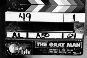 'Coming Soon: The Gray Man: Russo Brothers' Action-Thriller Begins Production'