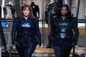 'Coming Soon: Thunder Force Trailer: Melissa McCarthy & Octavia Spencer Become Superheroes'