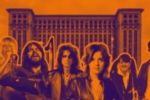 Detroit Rock City: the 10 best bands from America's rock'n'roll capital