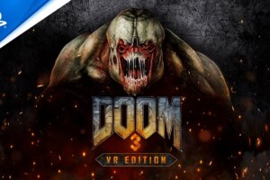 'Doom 3: VR Edition' Rips and Tears Later This Month on the PlayStation 4
