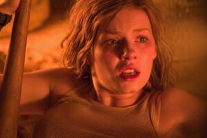 Elisha Cuthbert Investigates 'The Cellar' In First-Look Photo [Exclusive]