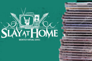 Enter to Win Our SLAY AT HOME CD Pile Giveaway