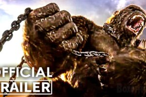 "'FRESH Movie Trailers: GODZILLA VS KONG ""Chained Kong"" Trailer (2021)'"
