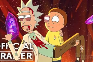 'FRESH Movie Trailers: RICK AND MORTY Season 5 Trailer (2021)'