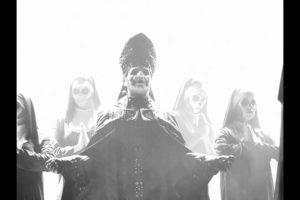 """GHOST Introduces Papa Emeritus IV in """"Life Eternal"""" Music Video"""