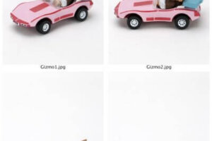 Gizmo's Cool Pink Corvette is on its Way From NECA – iHorror