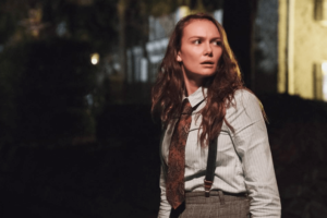 """'Halloween Kills' Star Andi Matichak on Michael's """"Next Level"""" Retaliation and Why It Should Be Experienced in Theaters"""