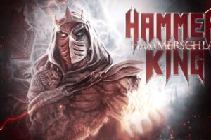 "Metal Underground – Hammer King Uploads New Lyric Video ""Hammerschlag"""