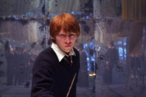 Harry Potter's Rupert Grint Admits Playing Ron Was 'Suffocating'