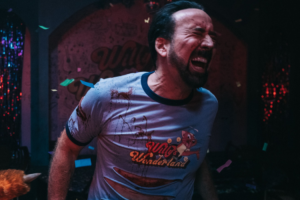 Horror-Comedy 'Willy's Wonderland' Brings Nicolas Cage and Evil Animatronics to Blu-ray in April