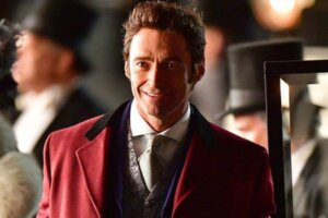 Hugh Jackman Shared A Throwback Pic Of His Pup For National Puppy Day That's Obviously Adorable