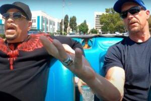 ICE T & STONE COLD STEVE AUSTIN Combine Cool Superpowers In New Commercial