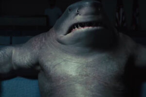 James Gunn Explains Why King Shark Looks The Way He Does In The Suicide Squad Trailer
